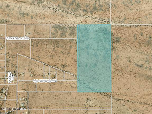 00001 El Centro Boulevard, Las Cruces, NM 88012 (MLS #2002092) :: Agave Real Estate Group