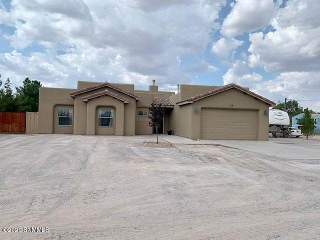 38 Ella Mae Road, Vado, NM 88072 (MLS #2002284) :: Arising Group Real Estate Associates