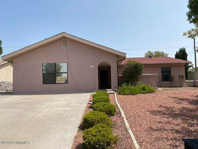 1812 Mcrae Avenue, Las Cruces, NM 88001 (MLS #2002540) :: Arising Group Real Estate Associates