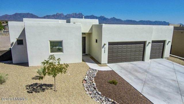 4288 Meadow Sage Place, Las Cruces, NM 88011 (MLS #2002643) :: Arising Group Real Estate Associates