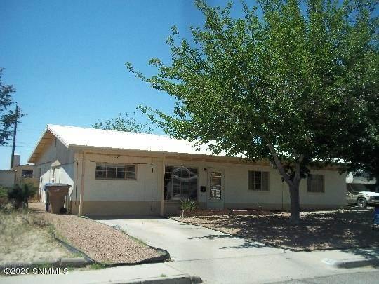 1412 Luna Street, Las Cruces, NM 88001 (MLS #2002773) :: Las Cruces Real Estate Professionals