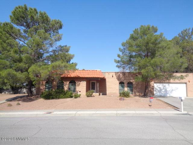 3205 Dyer Street, Las Cruces, NM 88011 (MLS #2002832) :: Las Cruces Real Estate Professionals