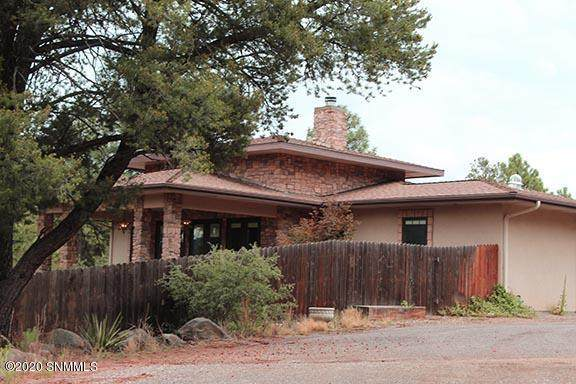 94 Wagon Wheel Lane, SILVER CITY, NM 88061 (MLS #2002953) :: Better Homes and Gardens Real Estate - Steinborn & Associates