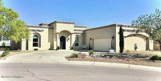 1150 Puerta De Picacho, Las Cruces, NM 88007 (MLS #2003069) :: Arising Group Real Estate Associates