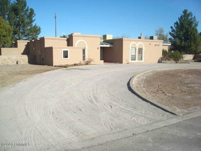 30 Horseshoe Circle, Las Cruces, NM 88007 (MLS #2003286) :: United Country Real Estate Revolution