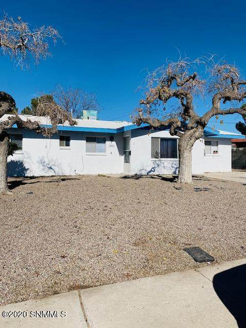 1845 Nevada Avenue, Las Cruces, NM 88001 (MLS #2003484) :: Las Cruces Real Estate Professionals