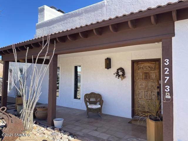 3273 Fairway Drive, Las Cruces, NM 88011 (MLS #2100105) :: Better Homes and Gardens Real Estate - Steinborn & Associates