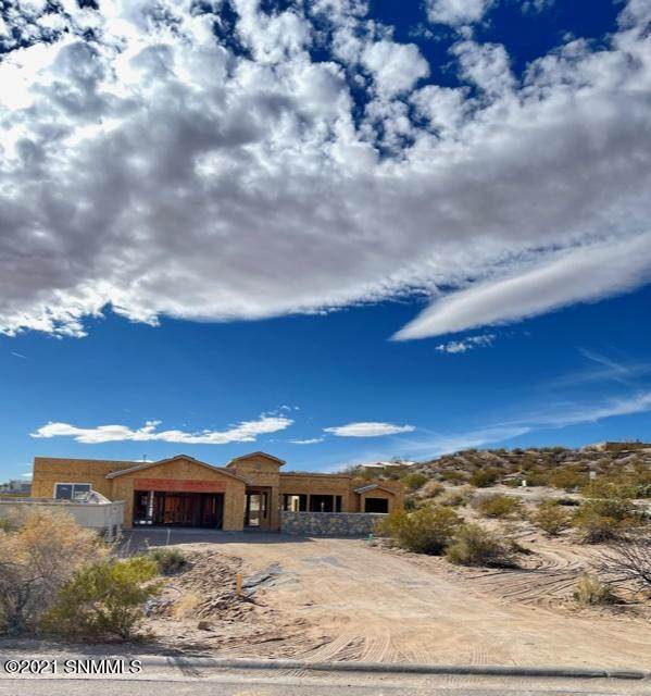 7020 Purple Mountain Avenue, Las Cruces, NM 88007 (MLS #2100390) :: Las Cruces Real Estate Professionals