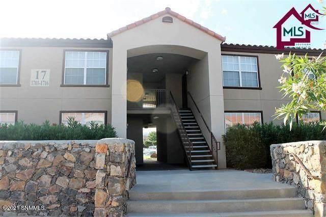 3901 Sonoma Springs Avenue #1703, Las Cruces, NM 88011 (MLS #2100450) :: Las Cruces Real Estate Professionals