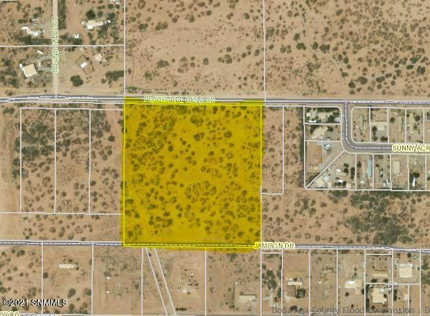 0000 Peachtree Hills Road, Las Cruces, NM 88012 (MLS #2100617) :: Agave Real Estate Group