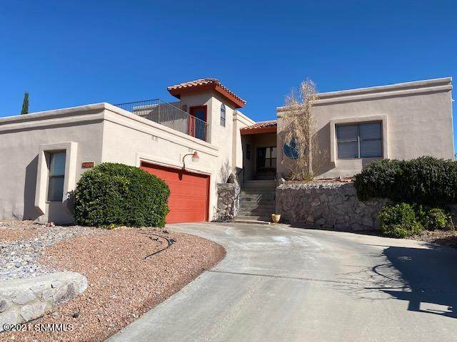2348 Cheyenne Drive, Las Cruces, NM 88011 (MLS #2101033) :: Better Homes and Gardens Real Estate - Steinborn & Associates