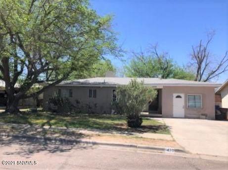 1420 Roberts Drive, Las Cruces, NM 88005 (MLS #2101132) :: Las Cruces Real Estate Professionals