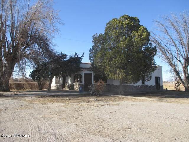 270 Maldonado Road, Anthony, NM 88021 (MLS #2101160) :: Better Homes and Gardens Real Estate - Steinborn & Associates