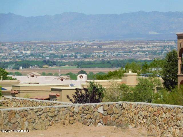 TBD Pissarro Drive, Las Cruces, NM 88007 (MLS #2101327) :: Better Homes and Gardens Real Estate - Steinborn & Associates