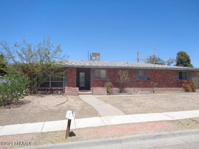 2055 Odonnell Drive, Las Cruces, NM 88001 (MLS #2101376) :: Agave Real Estate Group