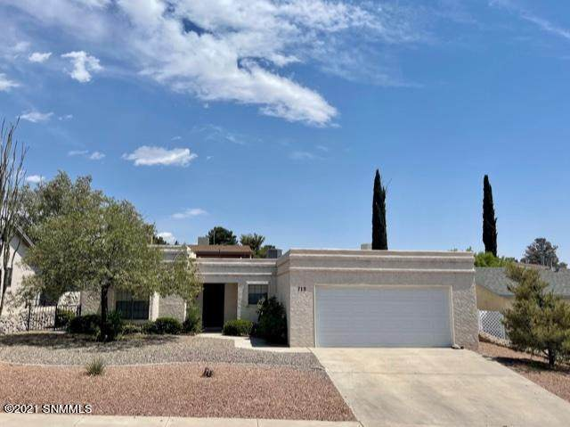 713 Homestead Circle, Las Cruces, NM 88011 (MLS #2101871) :: Agave Real Estate Group
