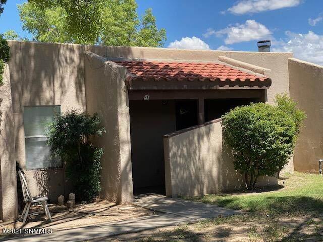 1345 Branson 3E, Las Cruces, NM 88001 (MLS #2102753) :: Las Cruces Real Estate Professionals