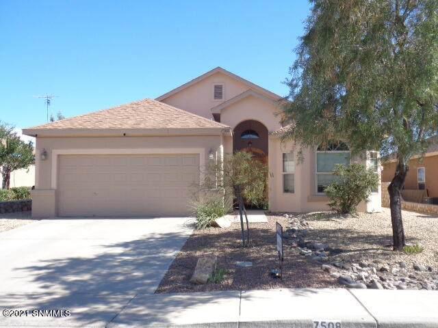 7508 Sierra De Oro Place, Las Cruces, NM 88012 (MLS #2103233) :: Las Cruces Real Estate Professionals