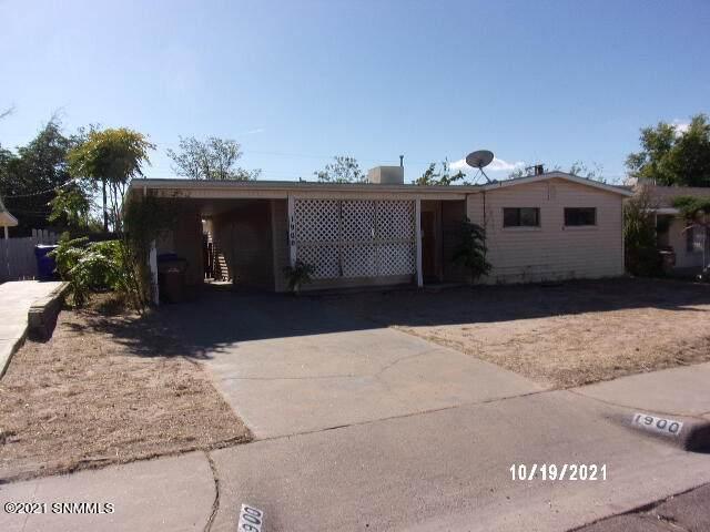 1900 Corbett Drive, Las Cruces, NM 88001 (MLS #2103253) :: Las Cruces Real Estate Professionals
