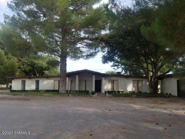 1310 N Fourth St Street, Anthony, NM 88021 (MLS #2103285) :: Better Homes and Gardens Real Estate - Steinborn & Associates