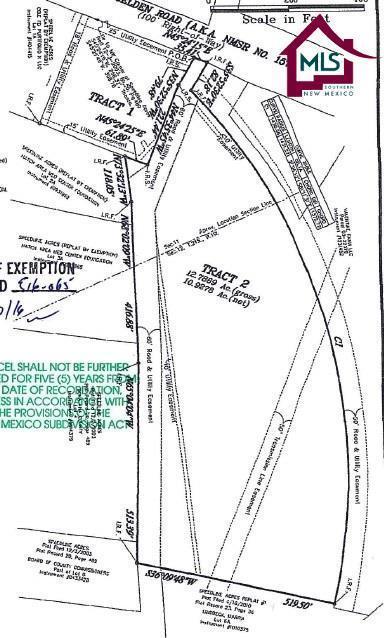 0001 Fort Selden Road, Las Cruces, NM 88007 (MLS #1700155) :: Steinborn & Associates Real Estate