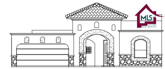 3696 Santa Adriana Ave, Las Cruces, NM 88012 (MLS #1701827) :: Steinborn & Associates Real Estate