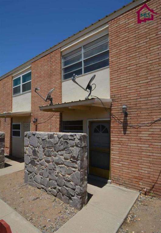 1401-D Alamo Street, Las Cruces, NM 88001 (MLS #1702177) :: Steinborn & Associates Real Estate