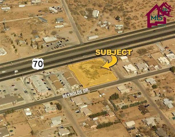 6455 Reynolds Drive, Las Cruces, NM 88011 (MLS #1702944) :: Steinborn & Associates Real Estate