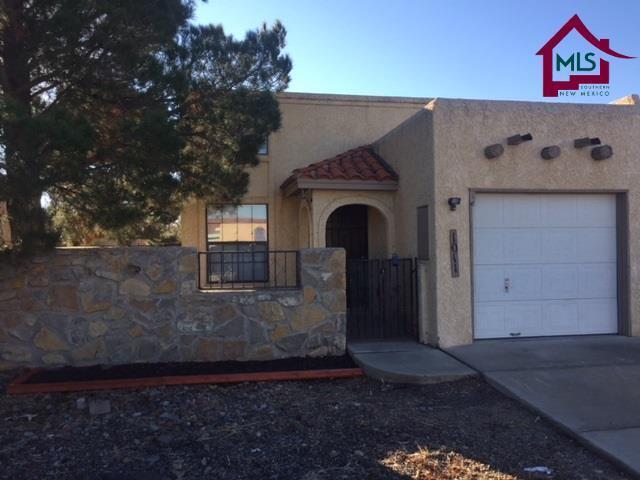 1011 Galvan Drive, Las Cruces, NM 88005 (MLS #1703540) :: Steinborn & Associates Real Estate
