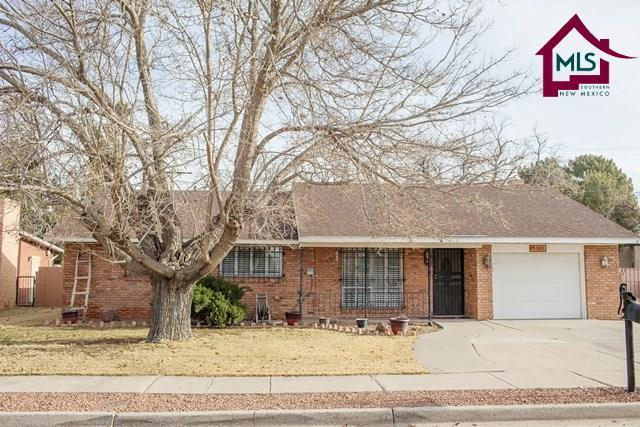 1365 N Mesilla Street, Las Cruces, NM 88005 (MLS #1800007) :: Steinborn & Associates Real Estate