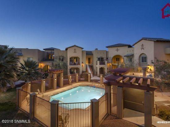 1320 Avenida De Mesilla 221A, Las Cruces, NM 88005 (MLS #1806797) :: Steinborn & Associates Real Estate