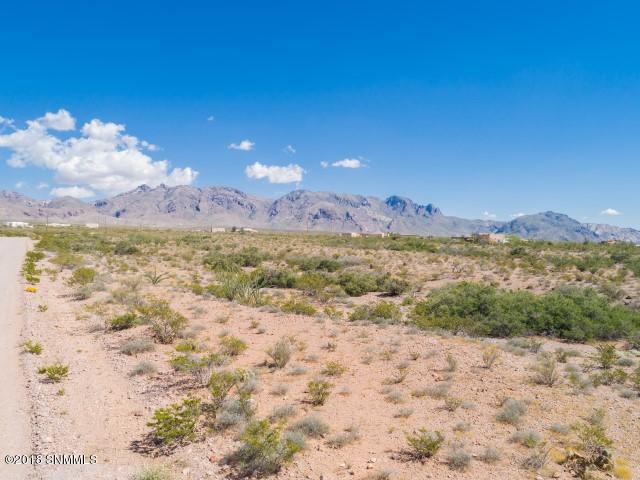 Lot 6 Canyon Vista Road, Las Cruces, NM 88011 (MLS #1807588) :: Austin Tharp Team