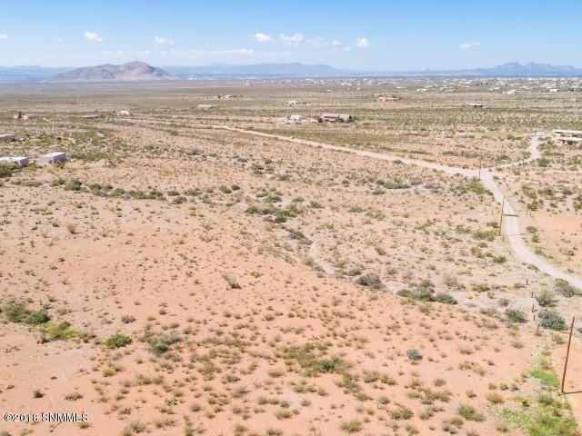 Lot 7 Canyon Vista Road, Las Cruces, NM 88011 (MLS #1807590) :: Austin Tharp Team