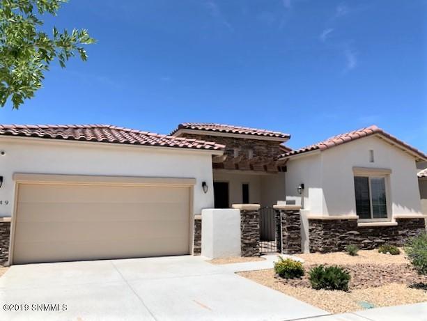3749 Santa Minverva Avenue, Las Cruces, NM 88012 (MLS #1901299) :: Steinborn & Associates Real Estate