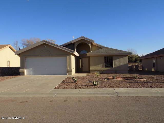 103 Desert Willow Drive, Santa Teresa, NM 88008 (MLS #1903396) :: Steinborn & Associates Real Estate