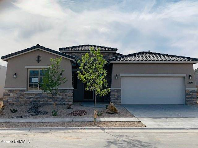 6809 Cassini Avenue, Las Cruces, NM 88012 (MLS #2000960) :: Arising Group Real Estate Associates