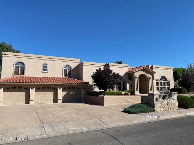 2423 Desert Hills Drive, Alamogordo, NM 88310 (MLS #2001468) :: Better Homes and Gardens Real Estate - Steinborn & Associates