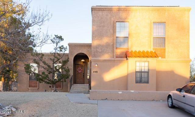 448 O'hair, Las Cruces, NM 88001 (MLS #2100571) :: Better Homes and Gardens Real Estate - Steinborn & Associates