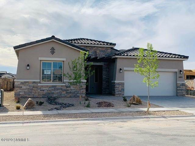 6809 Cassini Avenue, Las Cruces, NM 88012 (MLS #2000960) :: Better Homes and Gardens Real Estate - Steinborn & Associates