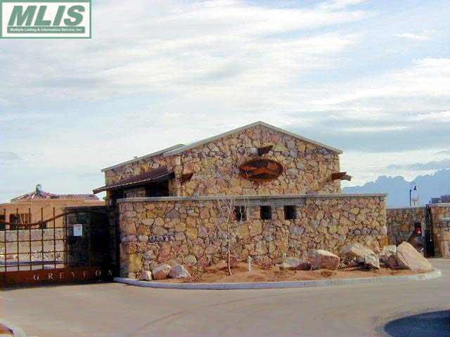 1120 King Bird Court, Las Cruces, NM 88007 (MLS #775137) :: Steinborn & Associates Real Estate