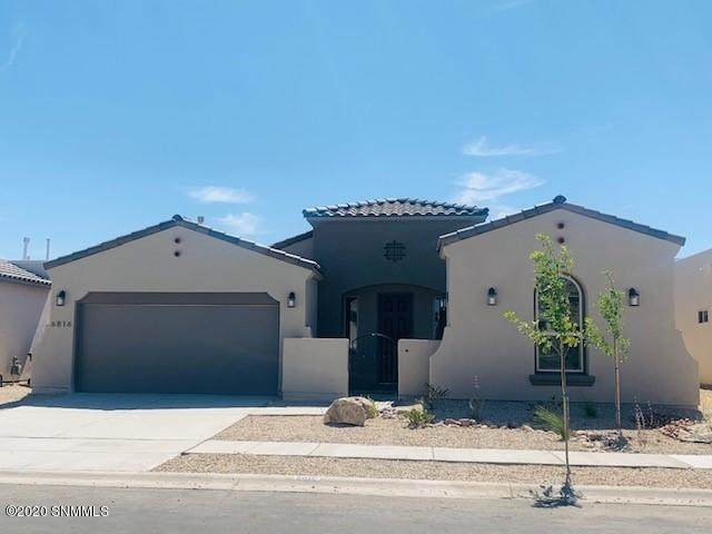 6816 Voyager Street, Las Cruces, NM 88012 (MLS #2000832) :: Better Homes and Gardens Real Estate - Steinborn & Associates