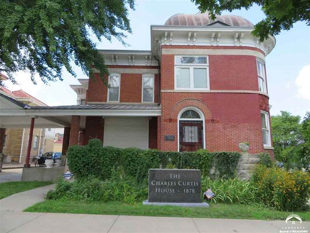 1101 SW Topeka, TOPEKA, KS 66612 (MLS #152037) :: Stone & Story Real Estate Group