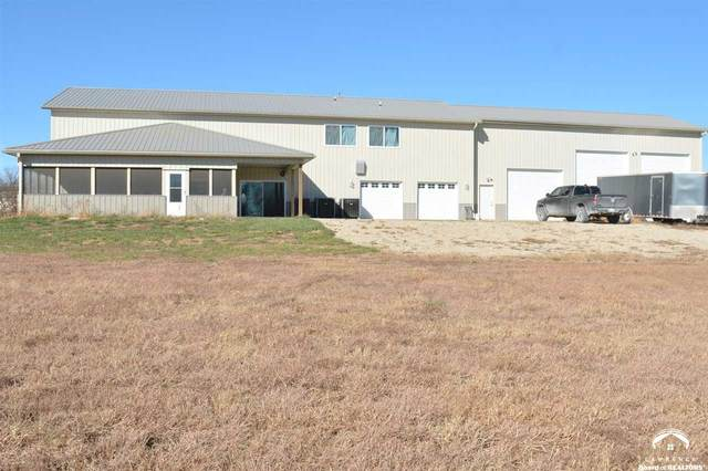 4593 E 189th, OVERBROOK, KS 66524 (MLS #152837) :: Stone & Story Real Estate Group