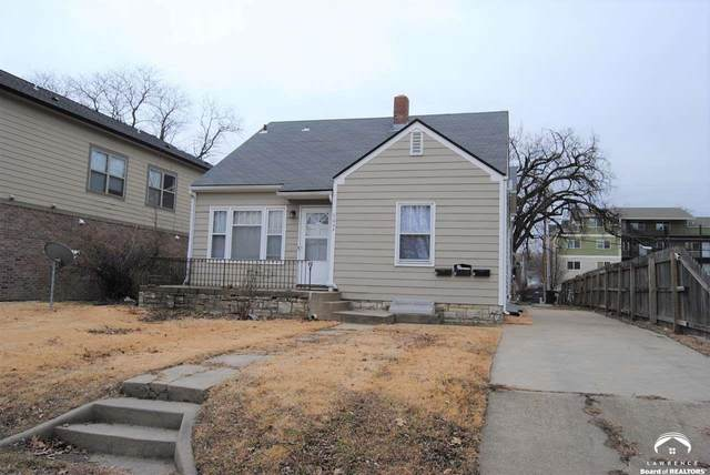905 Bluemont, Manhattan, KS 66502 (MLS #153148) :: Stone & Story Real Estate Group