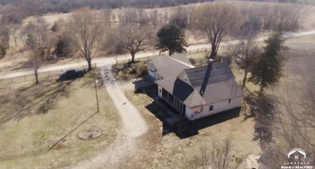 214 N 800, OVERBROOK, KS 66524 (MLS #153444) :: Stone & Story Real Estate Group