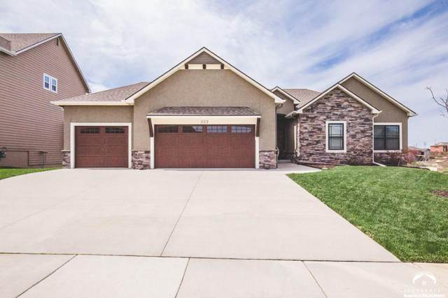 323 Headwaters, LAWRENCE, KS 66049 (MLS #153495) :: Stone & Story Real Estate Group
