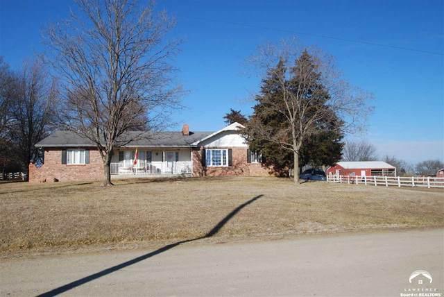 305 E Warren, OSKALOOSA, KS 66066 (MLS #153635) :: Stone & Story Real Estate Group