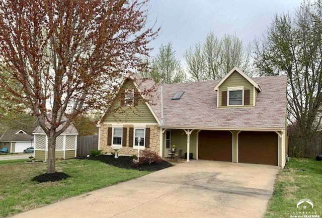 3620 Lakecrest, LAWRENCE, KS 66049 (MLS #153638) :: Stone & Story Real Estate Group