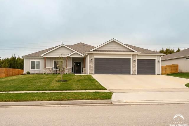 917 Renaissance, LAWRENCE, KS 66049 (MLS #153666) :: Stone & Story Real Estate Group