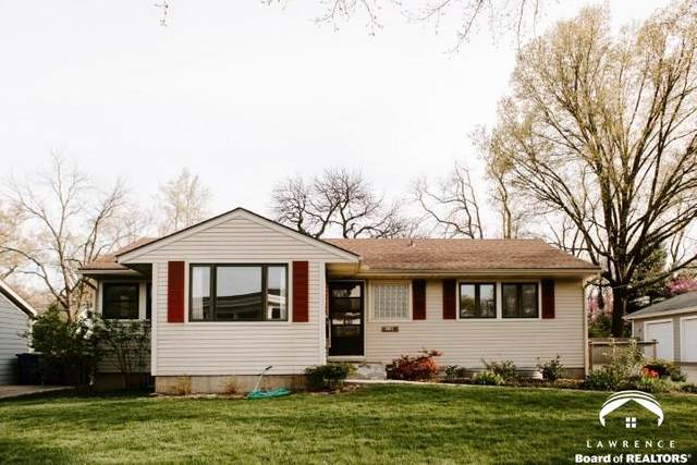 1621 Oxford, LAWRENCE, KS 66044 (MLS #153744) :: Stone & Story Real Estate Group